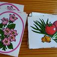 Отдается в дар открытки австрия, наклейки ссср