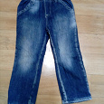 Отдается в дар джинсы 2-4 года