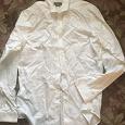 Отдается в дар Рубашка мужская Zara, 46 размер