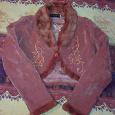 Отдается в дар женская курточка-болеро ,42-44р.