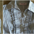 Отдается в дар Две блузки — осталась с длинным рукавом