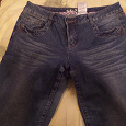 Отдается в дар женские джинсы 48-50