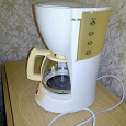 Отдается в дар Электрическая кофеварка