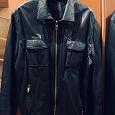 Отдается в дар Куртка кожаная чёрная