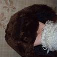 Отдается в дар шапка детская натуральный мех
