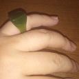 Отдается в дар Кольцо-печатка камень полностью