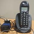 Отдается в дар Беспроводной радиотелефон Voxtel