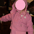 Отдается в дар Курточка для девочки на 3-4 года