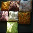 Отдается в дар Индийские подушечки