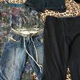 Отдается в дар Женская одежда, джинсы, шорты