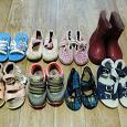 Отдается в дар Детская обувь 25-26р