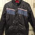 Отдается в дар Зимняя куртка на мальчика рост 158-160