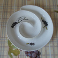 Отдается в дар Тарелка под оливки/маслины