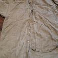 Отдается в дар Мужская льняная рубашка 50 р.