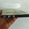 Отдается в дар Привод для ноутбука DVD sata 12,5mm