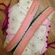 Отдается в дар Кроссовки-роллеры Heelys для девочки