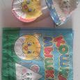 Отдается в дар Мягкая книжка для малышей