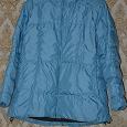 Отдается в дар Куртка женская на синтепоне 54 размер