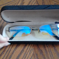 Отдается в дар Компьютерные очки