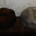 Отдается в дар Две норковые шапки