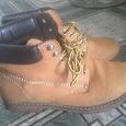Отдается в дар Ботинки ТИПО Timberlend 38 размер