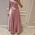 Отдается в дар платье выпускное длинное