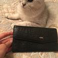Отдается в дар Женский кожаный кошелёк