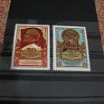Отдается в дар советские марки (1972г.)