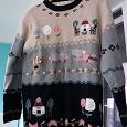 Отдается в дар Оригинальный женский свитер 46 размер