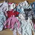 Отдается в дар Пакет одежды на девочку 1-2 года.