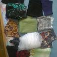 Отдается в дар лоскуты/куски ткани для рукоделия