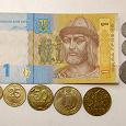 Отдается в дар Монеты и бона Украины из оборота