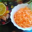 Отдается в дар Витаминный морковный салат)