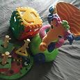 Отдается в дар Развивающие игрушки, недокомплект