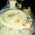 Отдается в дар Детская посуда