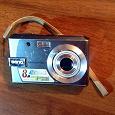 Отдается в дар Нерабочий фотоаппарат Benq DC E820
