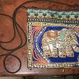 Отдается в дар небольшая сумочка в индийском стиле