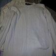 Отдается в дар Белый пуловер oscar de la renta
