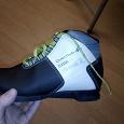 Отдается в дар Ботинки лыжные 34 размер