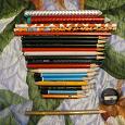 Отдается в дар Простые карандаши
