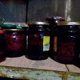 Отдается в дар Варенье малиновое, с черной и красной смородины.