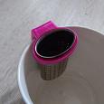 Отдается в дар ситичко для чая бу надевается на кружку для заваривания чая