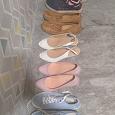 Отдается в дар Пять пар обуви 38-39 размер