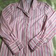 Отдается в дар Блузка (женская рубашка) (46, 48 размер)