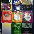 Отдается в дар Чайные пакетики и ярлычки теонафилам