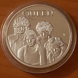 Отдается в дар Монета сувенирная — жетон QUEEN