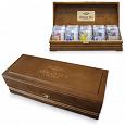 Отдается в дар Деревянная коробка шкатулка от чая