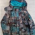 Отдается в дар Зимняя куртка для мальчика, рост 128 см