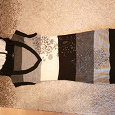 Отдается в дар платье с капюшоном размер 42-44