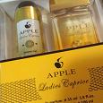 Отдается в дар Apple парфюмерная вода и гель для душа
